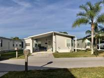 Homes for Sale in Spanish Lakes Fairways, Fort Pierce, Florida $18,950