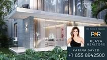 Homes for Sale in Punta Esmeralda, Playa del Carmen, Quintana Roo $611,094