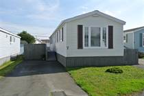 Homes for Sale in Ann Jeanettes Trailer Court, St. John's, Newfoundland and Labrador $152,900