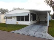 Homes for Sale in Ramblewood Village, Zephyrhills, Florida $49,900