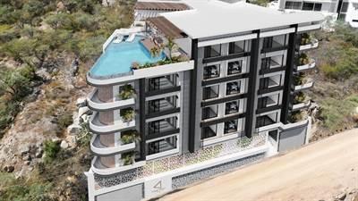 Three Point Tower- New Condo 1 Don Alberto 404, Cabo San Lucas, Suite 1, Cabo San Lucas, Baja California Sur
