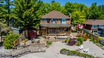Homes Sold in Lafontaine Beach, Ontario $2,350,000