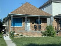 Homes for Sale in Central South, Windsor, Ontario $199,900