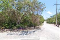 Lots and Land for Sale in Puerto Aventuras, Quintana Roo $245,000