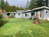 Homes for Sale in Lake Cowichan, British Columbia $355,000