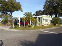 Homes Sold in Forest Lake Estates, Zephyrhills, Florida $66,200