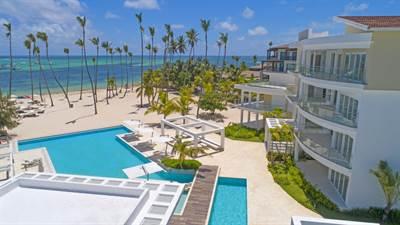 Punta Cana Beach Front Condos For Sale   2.5 BDR   Bavaro Beach