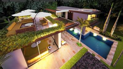 Punta Cana Golf Villa For Sale   4 BDR Waterfall   Dreamed Home In The Caribbean, Cap Cana