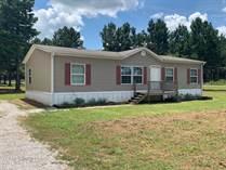 Homes for Sale in Falkner, Mississippi $79,500
