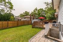 Homes Sold in Elizabeth Gardens, Burlington, Ontario $1,299,000