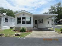 Homes for Sale in Waters Edge RV Resort, Zephyrhills, Florida $27,000