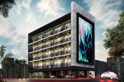 Nicely Done Condos for Sale in Downtown Playa del Carmen DED 337