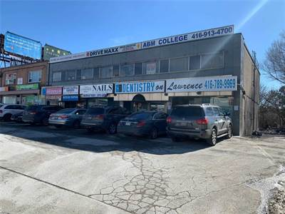 705 Lawrence Ave W Ave W, Suite 205, Toronto, Ontario