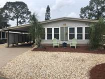 Homes for Sale in Lake Fairways, North Fort Myers, Florida $49,500
