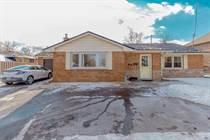 Homes for Sale in Burlington, Ontario $1,299,900