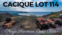 Lots and Land for Sale in Playa Hermosa, Guanacaste $185,000
