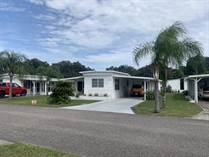 Homes for Sale in Sunnyside Mobile Home Park, Zephyrhills, Florida $10,500