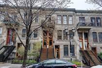 Homes Sold in Le Plateau, Montréal, Quebec $0