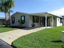 Homes for Sale in Southport Springs, Zephyrhills, Florida $55,000