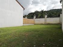 Lots and Land for Sale in Santa Ana, San José $84,240