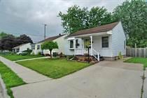 Homes Sold in West, Windsor, Ontario $149,900