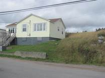 Homes for Sale in Catalina, Newfoundland and Labrador $119,900