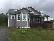 Homes for Sale in Bay Roberts, Newfoundland and Labrador $199,900