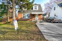 Homes for Sale in Hamilton, Ontario $550,000