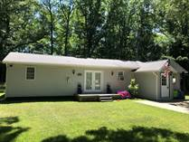 Homes Sold in Port Austin Township, Michigan $119,500