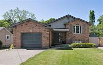 Homes Sold in Stratford, Ontario $599,900