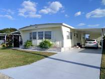 Homes for Sale in Park East, Sarasota, Florida $27,500