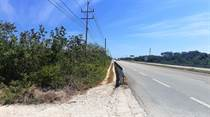 Lots and Land for Sale in Carretera Federal, Tulum, Quintana Roo $795,000