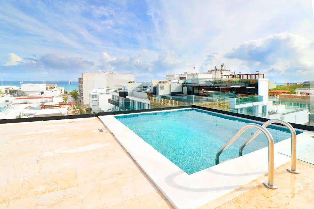 The Shore 3-Bedroom Ocean View Penthouse