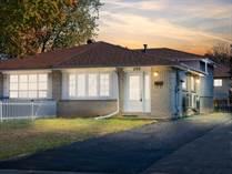 Homes for Sale in Thornton/King, Oshawa, Ontario $459,900