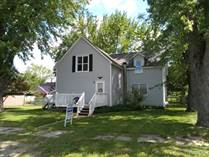 Homes Sold in Columbiaville Village, Michigan $147,500