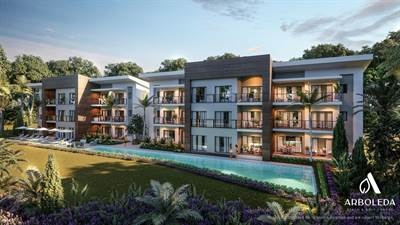 Punta Cana Condo For Sale  Arboleda 2 BDR   Cocotal Golf, Bavaro, Dominican Rep