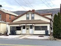Multifamily Dwellings for Sale in Towamensing Township, Palmerton Borough, Pennsylvania $149,000
