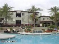 Condos for Rent/Lease in Mountain Canyon Condos, Phoenix, Arizona $975 monthly