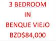 Homes for Sale in Benque Viejo Town, Cayo $42,000