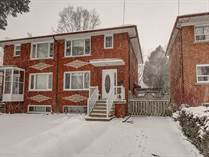 Homes Sold in Alderwood, Toronto, Ontario $784,000