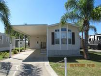 Homes for Sale in Majestic Oaks, Zephyrhills, Florida $39,000