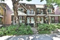 Multifamily Dwellings for Sale in Quebec, Côte-des-Neiges/Notre-Dame-de-Grâce, Quebec $1,290,000