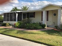 Homes for Sale in Windmill Village, Davenport, Florida $62,000