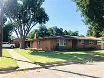 Homes for Sale in Childress, Texas $79,900
