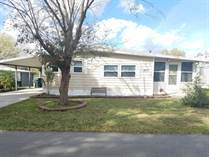 Homes for Sale in Foxwood Village, Lakeland, Florida $22,500