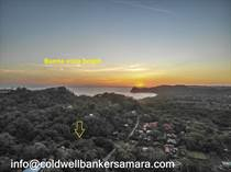 Lots and Land for Sale in Samara, Guanacaste $100,000