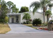 Homes for Sale in Lee County, No Ft Myers, Florida $57,900