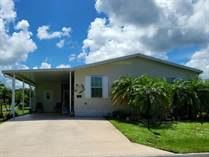 Homes Sold in Pinelake Gardens and Estates, Stuart, Florida $125,000