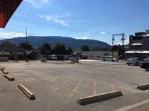 Commercial Real Estate for Sale in Penticton Main North, Penticton, British Columbia $749,000