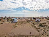 Lots and Land for Sale in Las Conchas, Puerto Penasco/Rocky Point, Sonora $595,000